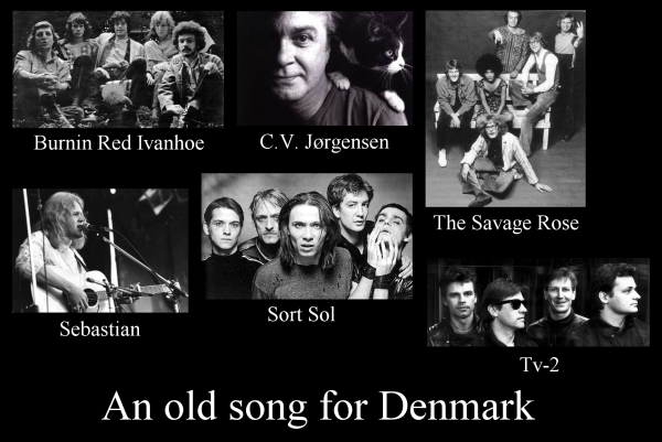 An old song for Denmark 2